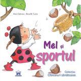 Mel si sportul - Aleix Cabrera, Rosa M. Curto, editura Didactica Publishing House