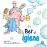 Bet si igiena - Aleix Cabrera, Rosa M. Curto, editura Didactica Publishing House