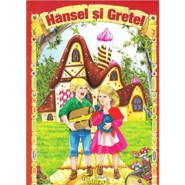 Hansel si Gretel, editura Eduard