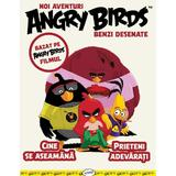 Angry Birds. Benzi desenate, editura Grupul Editorial Art