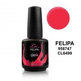 Oja semipermanenta Clarissa Lei - CL 6499 FELIPA