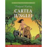 Cartea junglei (benzi desenate) - Rudyard Kipling, editura Litera