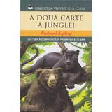A doua carte a junglei - Rudyard Kipling, editura Litera
