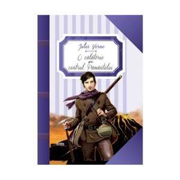 O calatorie spre centrul Pamantului - Jules Verne, editura Litera