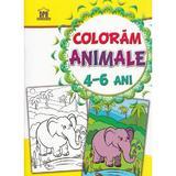Coloram animalele 4-6 ani