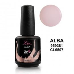 Oja semipermanenta Clarissa Lei - CL 6507 ALBA