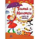 Toamna si Halloween - Carte de colorat, editura Didactica Publishing House