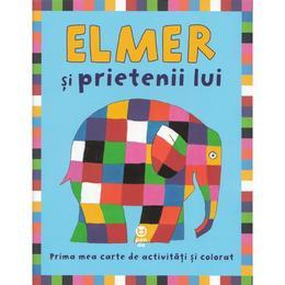 Elmer si prietenii lui, editura Pandora