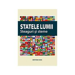 Statele lumii. Steaguri si semne - Balogh Laszlo, editura Casa