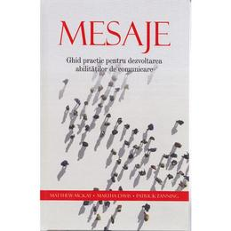 Mesaje - Matthew Mckay, Martha Davis, Patrick Fanning, editura All