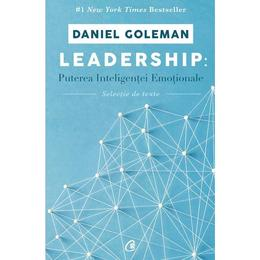Leadership: Puterea inteligentei emotionale - Daniel Goleman, editura Curtea Veche