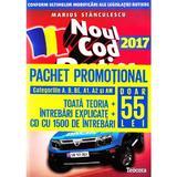 Pachet promotional Categoriile A,B, BE, A1, A2 si AM - Marius Stanculescu, editura Teocora
