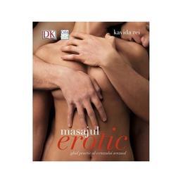 Masajul erotic - Kavida Rei, editura Casa