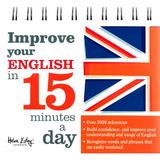 Improve your English in 15 minutes a day, editura All