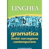 Gramatica limbii norvegiene contemporane. Cu exemple practice, editura Linghea