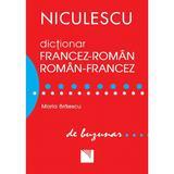 Dictionar francez - roman, roman - francez de buzunar - Maria Braescu, editura Niculescu