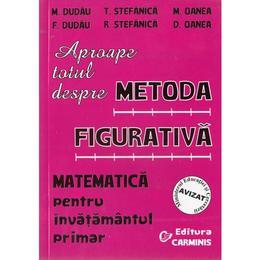 Aproape totul depre metoda figurativa - M. Dudau, T, Stefanica, editura Carminis