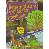 Matematica si explorarea mediului cls 1 caiet - Alexandrina Dumitru, editura Trend
