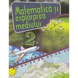 Matematica si explorarea mediului cls 2 caiet - Alexandrina Dumitru, editura Trend