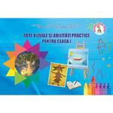 Arte vizuale si abilitati practice - Clasa 1 - Adina Grigore, Cristina Ipate-Toma, Claudia Negritoiu, editura Ars Libri