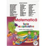 Matematica - Clasa 7 - Teste recapitulative - Catalin-Petru Nicolescu, editura Icar