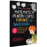 Matematica pentru copii, parinti si invatatori cls 1 Caietul II - Valeria Georgeta Ionita, editura Letras