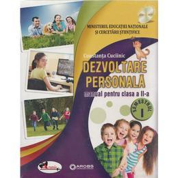 Dezvoltare personala. Clasa a II-a - Constanta Cuciinic, editura Aramis