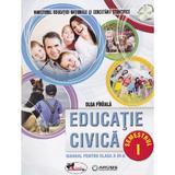 Educatie civica cls 3 sem.1+sem.2 + CD - Olga Piriiala, editura Aramis