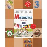 Matematica - Clasa a 3-a. Sem. 1 - Manual + CD - Gabriela Barbulescu, Olguta Calin, Doina Cindea, Elena Niculae, editura Litera