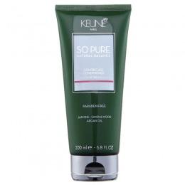 Balsam pentru Par Vopsit - Keune So Pure Color Care Conditioner 200 ml