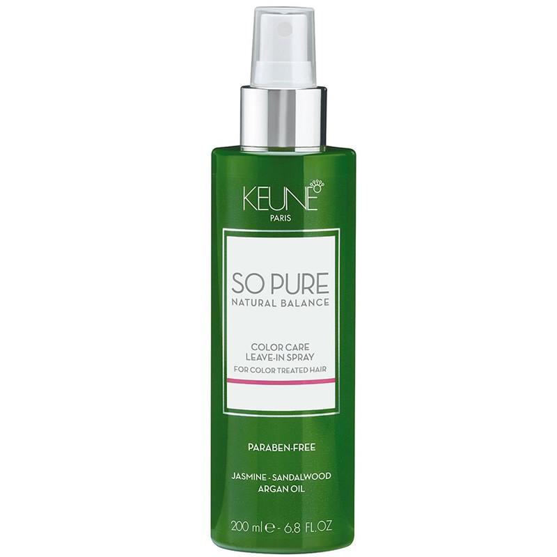 Spray Par Vopsit - Keune So Pure Color Care Leave In Spray 200 ml