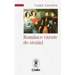 Romance vazute de straini - Vasile Panopol, editura Corint