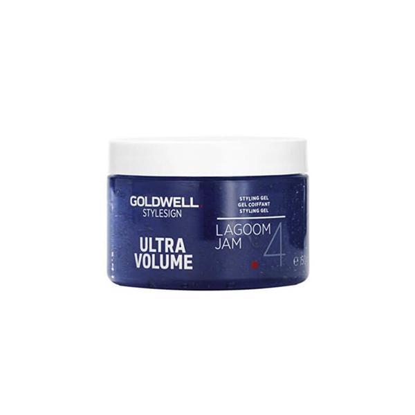 Gel de Par cu Fixare Puternica - Goldwell StyleSign Ultra Volume Lagoom Jam, 150 ml imagine produs