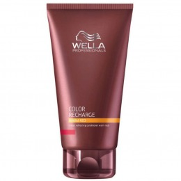 wella balsam color recharge warm red 200 ml abcosmetice com