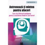 Antreneaza-ti mintea pentru afaceri - Andy Gibson, editura Niculescu