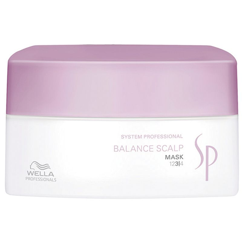 Masca pentru Scalp Sensibil - Wella SP Balance Scalp Mask 200 ml imagine