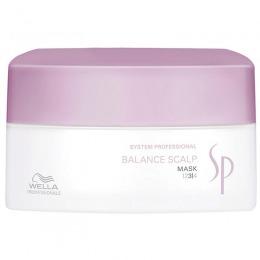 Masca pentru Scalp Sensibil - Wella SP Balance Scalp Mask 200 ml