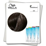 Vopsea Permanenta - Wella Professionals Koleston Perfect Innosense nuanta 4/0