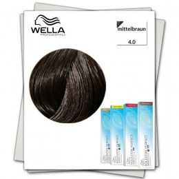 Vopsea Permanenta - Wella Professionals Koleston Perfect Innosense nuanta 4/0 castaniu mediu