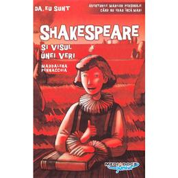 Shakespeare si visul unei veri - Maddalena Pennacchia, editura Mediadocs