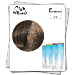 Vopsea Permanenta - Wella Professionals Koleston Perfect Innosense nuanta 6/0 blond inchis