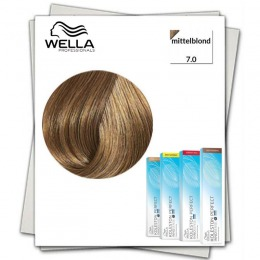 Vopsea Permanenta - Wella Professionals Koleston Perfect Innosense nuanta 7/0 blond mediu