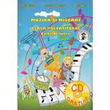 Muzica si miscare - Clasa pregatitoare - Caiet de lucru + CD - A. Grigore, C. Ipate-Toma, M. Raicu, editura Ars Libri