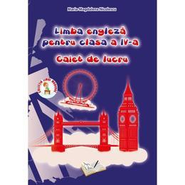 Engleza cls 4 caiet - Maria-Magdalena Nicolescu, editura Ars Libri