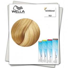 Vopsea Permanenta - Wella Professionals Koleston Perfect Innosense nuanta 9/0 blond luminos