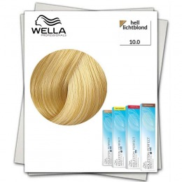 Vopsea Permanenta - Wella Professionals Koleston Perfect Innosense nuanta 10/0 blond luminos deschis