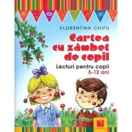 Cartea cu zambet de copil - Florentina Chifu, editura Niculescu