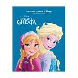 Biblioteca ilustrata Disney: Regatul de gheata - Editie de colectie, editura Litera
