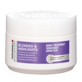 Masca pentru Par Blond - Goldwell Dualsenses Blondes & Highlights 60s Treatment 200 ml