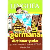 Dictionar scolar german-roman si roman-german, editura Linghea